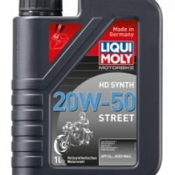 LIQUI MOLY Motorbike HD Synth Street 20W-50 1L