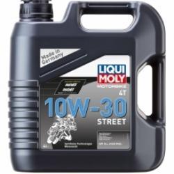 LIQUI MOLY Motorbike 4T Street 10W-30 4L