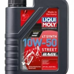 LIQUI MOLY Motorbike 4T Synth Street Race 10W-50 1л