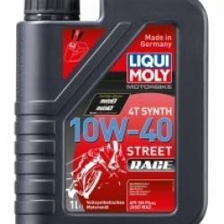 LIQUI MOLY Motorbike 4T Synth Street Race 10W-40 1L