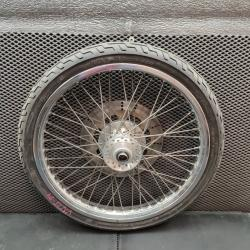 Диск колесо переднее спицованное