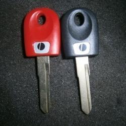 Заготовка ключа Ducati