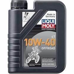 LIQUI MOLY Motorbike 4T Offroad 10W-40