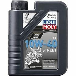 LIQUI MOLY 1L Motorbike 4T Street 10W-40