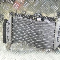 Радиатор правый
